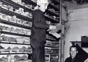 Geschiedenis Buchrnhornen