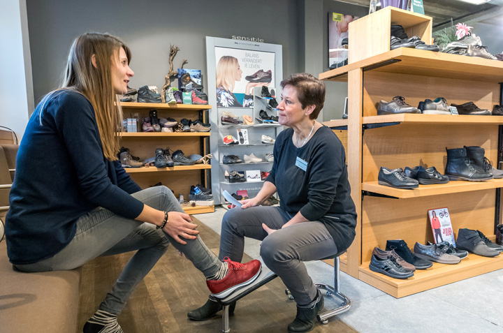 onderhoud schoenen