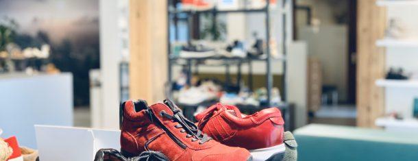 Wandelschoenen en comfortschoenen in onze schoenwinkel in Eindhoven